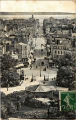 Ed. Aqua 1839 Le Havre Perspective de la rue de Paris 76 Le Havre