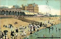 Ed. Aqua 26 Le Havre-les-Bains et l'hotel Frascati 76 Le Havre