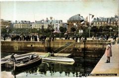 Ed. Aqua 18 Le Havre La Place gambetta 76 Le Havre