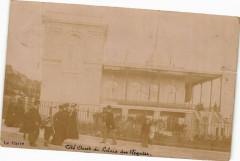 Carte photo Le Havre - Cote Ouest du Palais des Regates 76 Le Havre