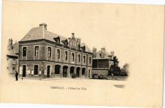 Yerville-L'Hotel de Ville - Yerville