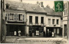 Rolleville-Le centre du bourg - Rolleville