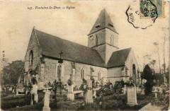Fontaine le Dun-Eglise - Fontaine-le-Dun