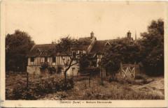 Dangu-Maison Normande - Dangu
