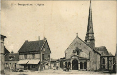 Dangu-L'Eglise - Dangu