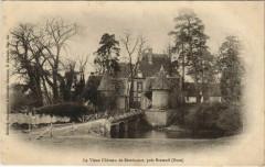 Le Vieux Chateau de Bémécourt pres Breteuil - Bémécourt