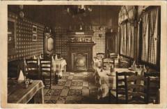 Corneville sur Risle-Hostellerie des Cloches-La Salle a manger - Corneville-sur-Risle