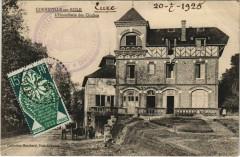 Corneville sur Risle-L'Hostellerie des Cloches - Corneville-sur-Risle