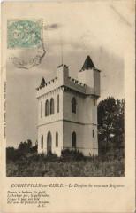 Corneville sur Risle-Le Donjon du nouveau Seigneur - Corneville-sur-Risle