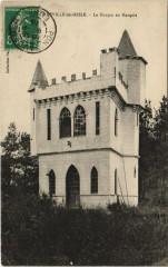 Corneville sur Risle-Le Donjon du Marquis - Corneville-sur-Risle