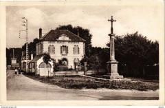 Fontaine-sous-Jouy - La Mairie - Fontaine-sous-Jouy