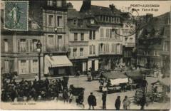 Pont-Audemer - Place Victor-Hugo - Pont-Audemer