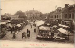 Pacy-sur-Eure - Le Marché - Pacy-sur-Eure