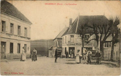 Chambray-Le Carrefour - Chambray