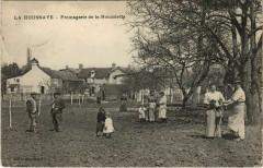 La Houssaye-Fromagerie de la Houssiette - La Houssaye