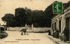 Le Mesnil-sur-l'Estree Entrée du Chateau - Mesnil-sur-l'Estrée