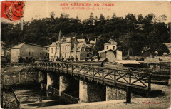 Pont Audemer - Le Barrage - Pont-Audemer