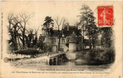 Le Vieu Chateau de Bemecourt - Bémécourt