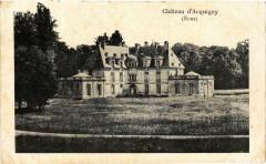 Chateau d'Acquigny - Acquigny