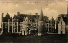 Chateau de Chambray - Bati sous Henri - Chambray