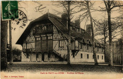 Foret de Pacy-sur-Eure - Pavillon de Chasse - Pacy-sur-Eure