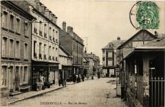 Thiberville - Rue de Bernay - Thiberville