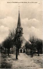 Eglise de Tillieres-sur-Avre - Tillières-sur-Avre