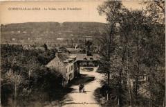 Corneville-sur-Risle - La Vallée vue de l'Hostellerie - Corneville-sur-Risle