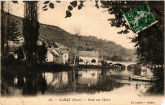 Cailly - Pont sur l'Eure - Ailly