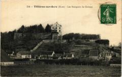 Tillieres-sur-Avre - Les Remparts du Chateau - Tillières-sur-Avre