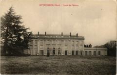 Le Vaudreuil - Facade du Chateau - Le Vaudreuil