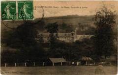 Bouchevilliers - Le Haras Passerelle et Lavoir - Bouchevilliers