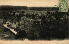 Lyons-la-Foret - Vue panoramique - Lyons-la-Forêt