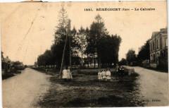 Bémécourt - Le Calvaire - Bémécourt