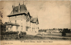 Environs d'Evreux - Gauciel - Villa du Manoir - Gauciel