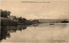 Le Manoir-sur-Seine - Les Bords de la Seine - Le Manoir
