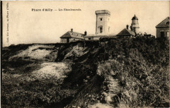 Phare d'Ailly - Les Eboutements - Ailly
