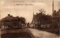 Thiberville - Place des Tilleuls - Thiberville