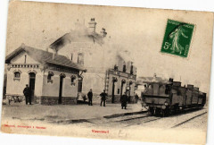Vascoeuil - La Gare - Vascoeuil