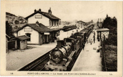 Pont-de-l'Arche - La Gare - Pont-de-l'Arche