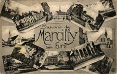 Souvenir de Marcilly-sur-Eure - Marcilly-sur-Eure