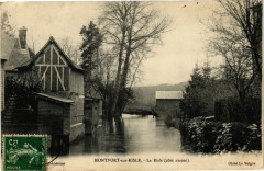Montfort-sur-Risle - La Risle - Montfort-sur-Risle