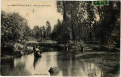 Marcilly-sur-Eure - Vue sur le Couénon - Marcilly-sur-Eure