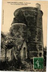 Saint-Philbert-sur-Risle - La Baronnie - Tour du Sud-Ouest - Saint-Philbert-sur-Risle