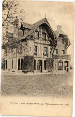 Les arinieres par Tillieres-sur-Avre - Tillières-sur-Avre