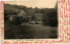 Mesnil sur -L'Estrée - Le Moulin d'Anger - Mesnil-sur-l'Estrée