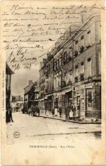 Thiberville - Rue d'Orbec - Thiberville