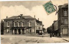 Thiberville - Hotel de Ville - Thiberville