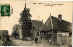 Romilly-la-Puthenaye - Rue de l'Eglise - Romilly-la-Puthenaye