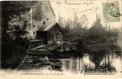 Conde-sur-Risle - Le Vieux Moulin - Condé-sur-Risle
